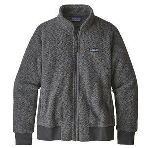 NWT Patagonia Woolyester Fleece Jacket Forge Grey
